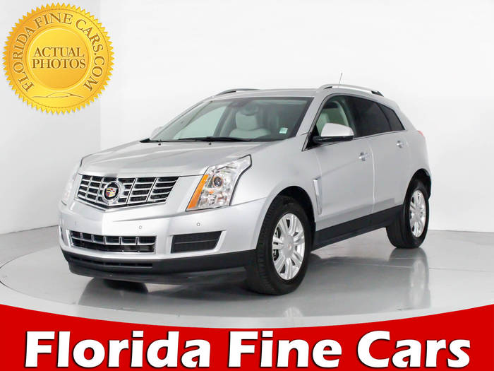 Used CADILLAC SRX 2015 WEST PALM LUXURY AWD