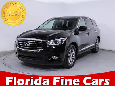 Used INFINITI QX60 2015 MIAMI BASE