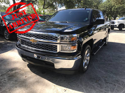 Used CHEVROLET SILVERADO 2014 WEST PALM LT
