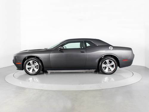 Used DODGE CHALLENGER 2017 WEST PALM SXT