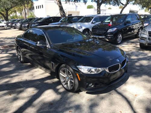 Used BMW 4 SERIES 2014 WEST PALM 428I