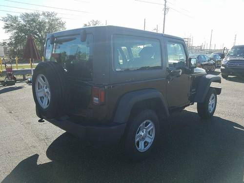 Used JEEP WRANGLER 2015 HOLLYWOOD SPORT