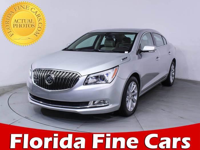 Used BUICK LACROSSE 2016 MIAMI LEATHER