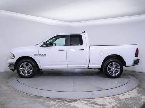 Used RAM 1500 2017 HOLLYWOOD Slt Big Horn 4x4