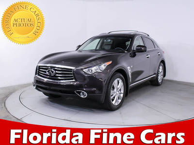 Used INFINITI QX70 2015 MIAMI