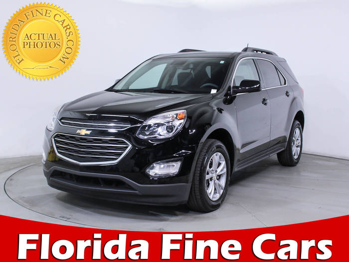 Used CHEVROLET EQUINOX 2016 MIAMI LT
