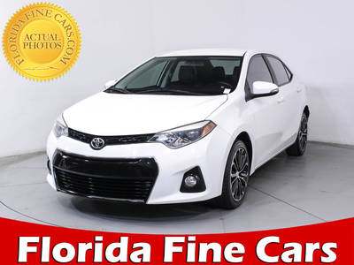 Used TOYOTA COROLLA 2015 MIAMI S Plus