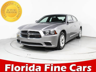 Used DODGE CHARGER 2013 MIAMI SE