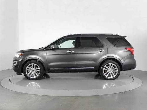 Used FORD EXPLORER 2017 WEST PALM LIMITED