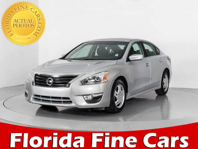 Used NISSAN ALTIMA 2014 WEST PALM