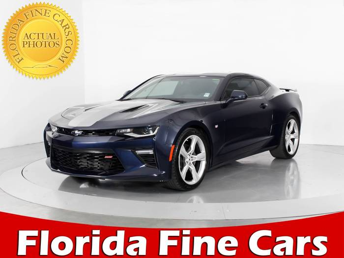 Used CHEVROLET CAMARO 2016 WEST PALM 2SS