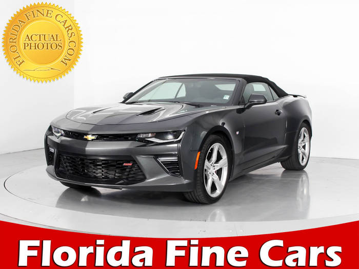 Used CHEVROLET CAMARO 2017 WEST PALM 1SS