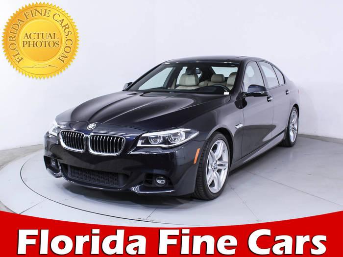 Used BMW 5 SERIES 2014 HOLLYWOOD 535i M Sport