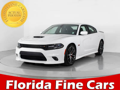 Used DODGE CHARGER 2017 WEST PALM R/t 392
