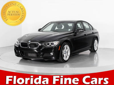 Used BMW 3 SERIES 2015 WEST PALM 335I M SPORT