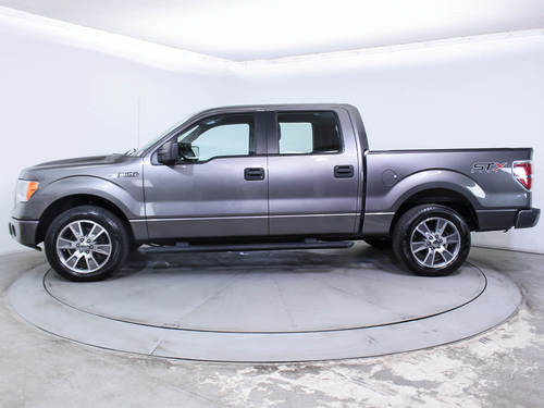 Used FORD F 150 2014 HOLLYWOOD Stx