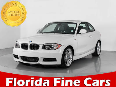 Used BMW 1 SERIES 2013 WEST PALM 135I M SPORT