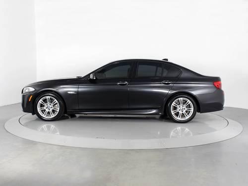 Used BMW 5 SERIES 2012 WEST PALM 528i M Sport