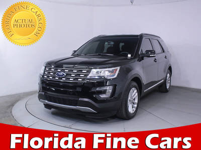 Used FORD EXPLORER 2016 MIAMI XLT
