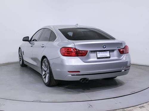 Used BMW 4 SERIES 2015 MIAMI 428I GRAN COUPE