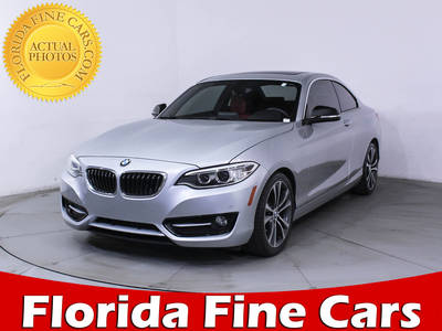 Used BMW 2 SERIES 2015 MIAMI 228i Sport