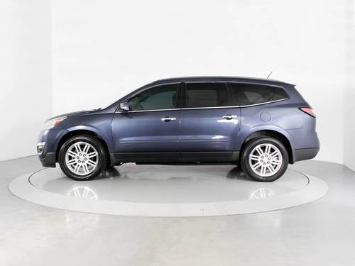Used CHEVROLET TRAVERSE 2013 WEST PALM 1LT