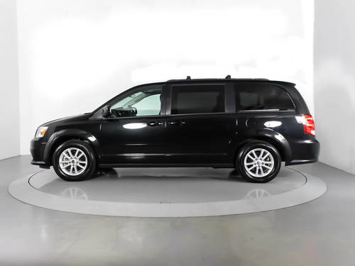 Used DODGE GRAND CARAVAN 2016 WEST PALM SXT