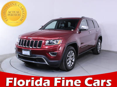 Used JEEP GRAND CHEROKEE 2015 MIAMI LIMITED