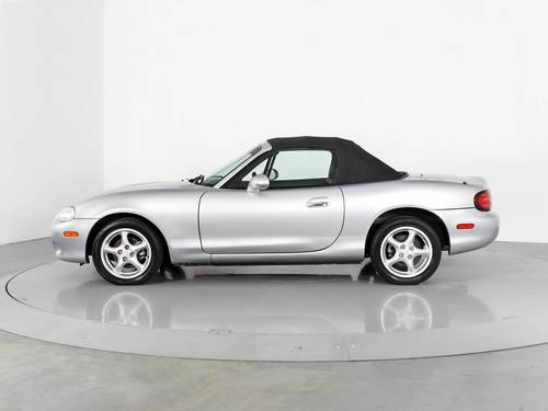 Used MAZDA MX 5 MIATA 2002 WEST PALM Se