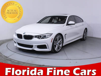 Used BMW 4 Series M Sport 2015 MIAMI 435i Gran Coupe M