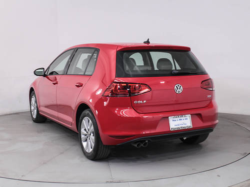 Used VOLKSWAGEN GOLF 2015 MIAMI Tdi S