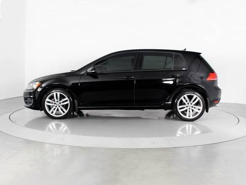 Used VOLKSWAGEN GOLF 2015 WEST PALM Tdi Sel