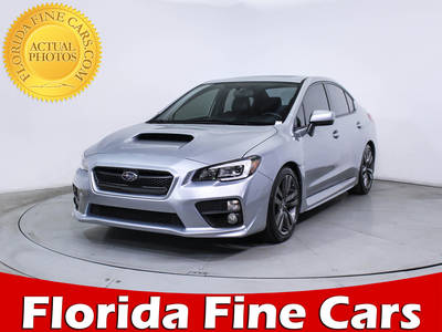 Used SUBARU WRX 2016 MIAMI LIMITED
