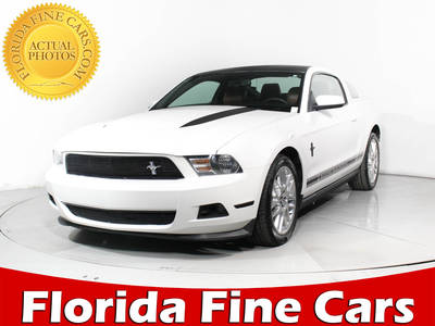 Used FORD MUSTANG 2012 MIAMI Premium