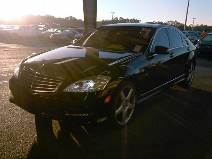 Used MERCEDES-BENZ S CLASS 2012 MIAMI S550
