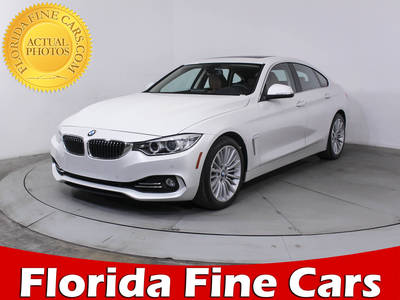 Used BMW 4 SERIES 2015 MIAMI 435I GRAN COUPE