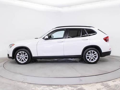 Used BMW X1 2015 MIAMI XDRIVE28I