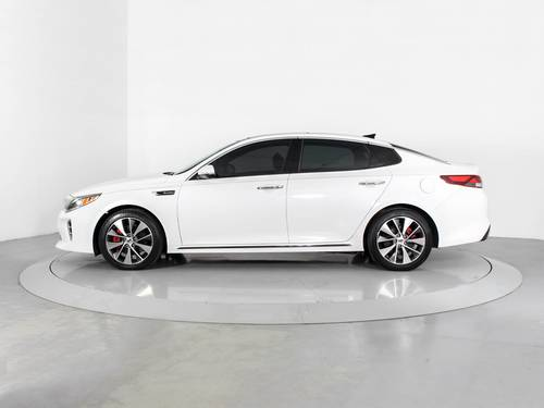 Used KIA OPTIMA 2016 WEST PALM SXL TURBO