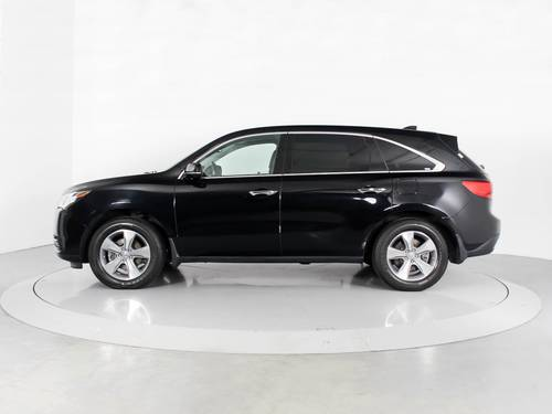 Used ACURA MDX 2015 WEST PALM