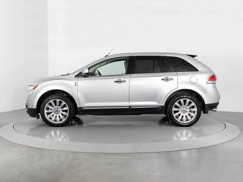 Used LINCOLN MKX 2011 WEST PALM