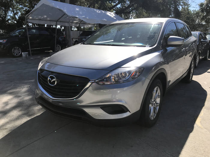 Used MAZDA CX 9 2014 WEST PALM TOURING