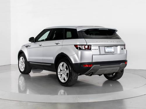 Used LAND ROVER RANGE ROVER EVOQUE 2014 WEST PALM PURE PLUS
