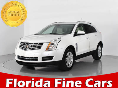 Used CADILLAC SRX 2013 WEST PALM LUXURY