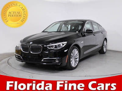Used BMW 5 SERIES 2014 MIAMI 550I GT