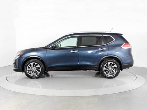 Used NISSAN ROGUE 2016 WEST PALM Sl