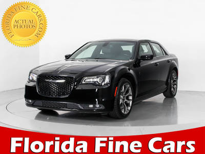 Used CHRYSLER 300S 2015 WEST PALM