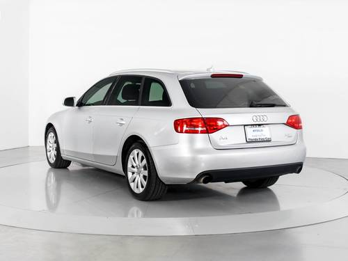 Used AUDI A4 2011 WEST PALM Premium Plus Awd