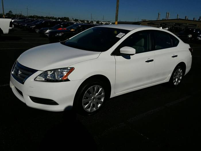 Used NISSAN SENTRA 2015 MIAMI S