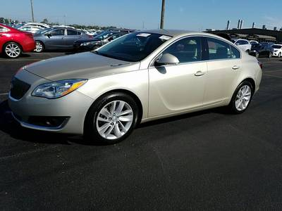 Used BUICK REGAL 2015 MIAMI LEATHER