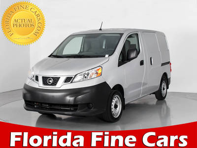 Used NISSAN NV200 2017 WEST PALM